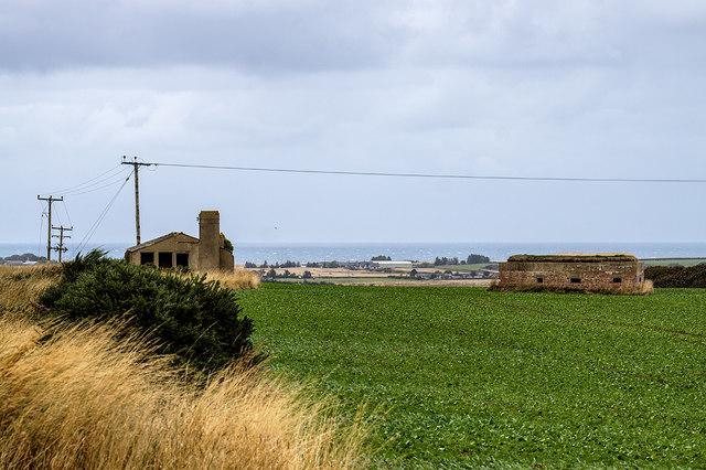 RAF Hillhead WW2 Chain Home radar station (8)
