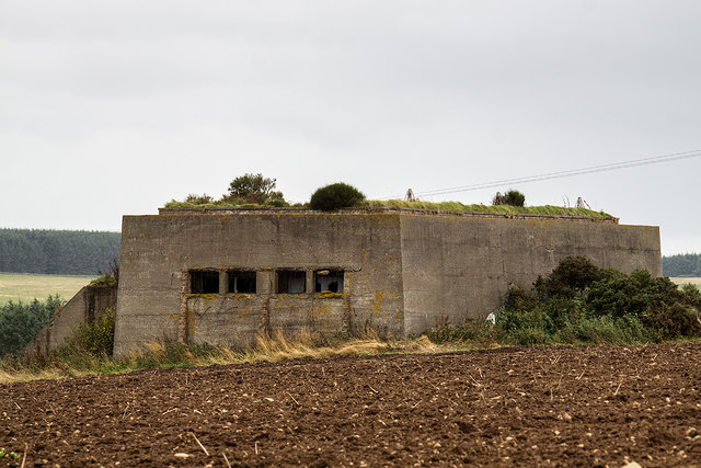 RAF Hillhead WW2 Chain Home radar station (9)