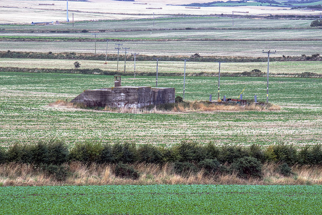 RAF Hillhead WW2 Chain Home radar station (11)