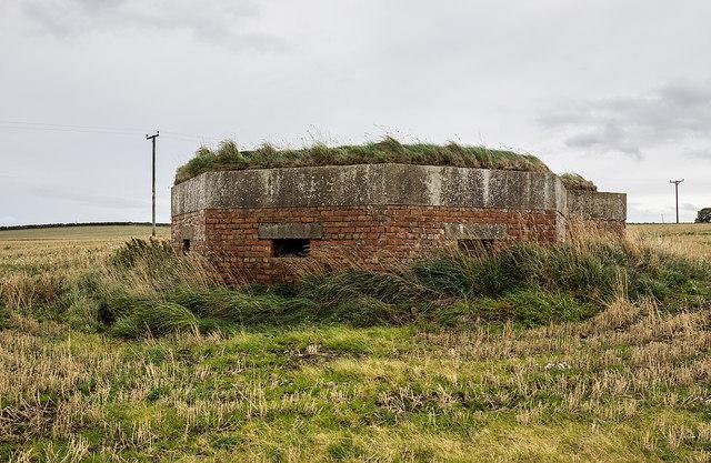 RAF Hillhead WW2 Chain Home radar station (12)
