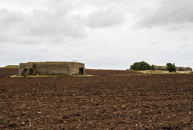 RAF Hillhead WW2 Chain Home radar station (16)