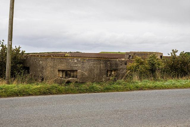 RAF Hillhead WW2 Chain Home radar station (17)