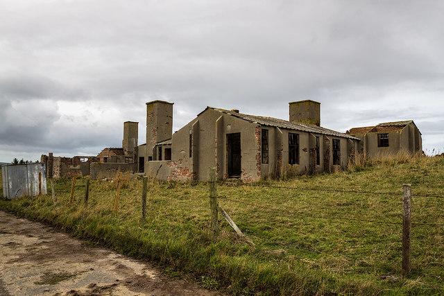 RAF Hillhead WW2 Chain Home radar station (18)