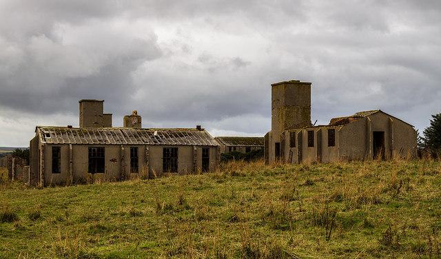 RAF Hillhead WW2 Chain Home radar station (19)