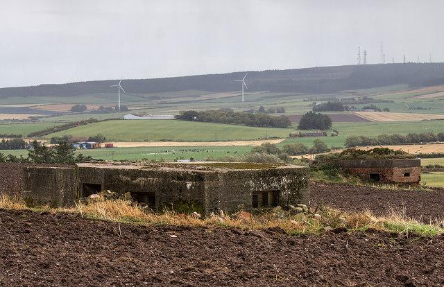 RAF Hillhead WW2 Chain Home radar station (20)