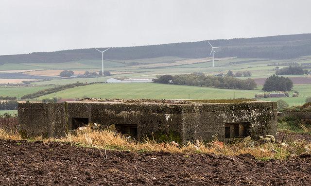 RAF Hillhead WW2 Chain Home radar station (21)