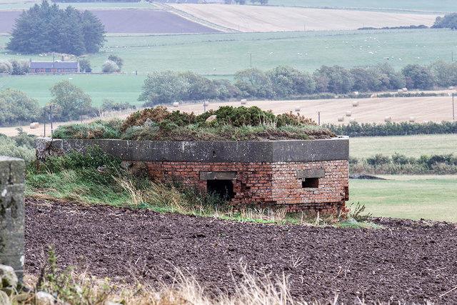 RAF Hillhead WW2 Chain Home radar station (22)