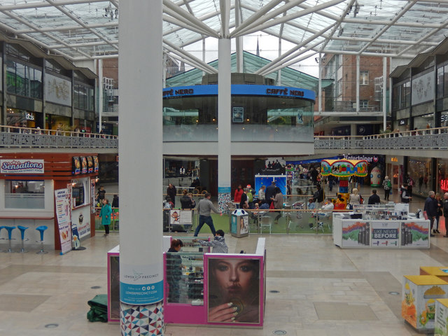 Lower Precinct, Coventry