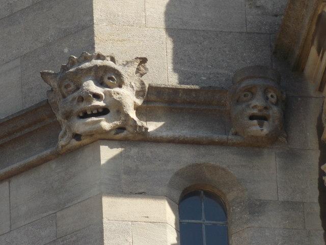 Oxford: a primitive form of CCTV?