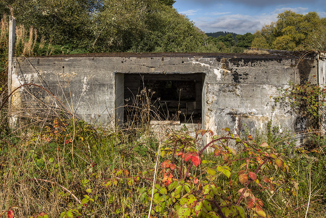 Bonar Bridge WWII defences (1)