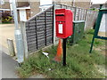 TL9023 : Godmans Lane Postbox by Adrian Cable