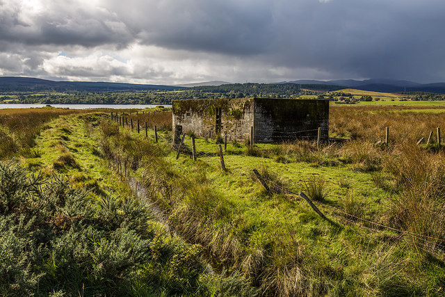 WWII defences of Bonar Bridge (13)