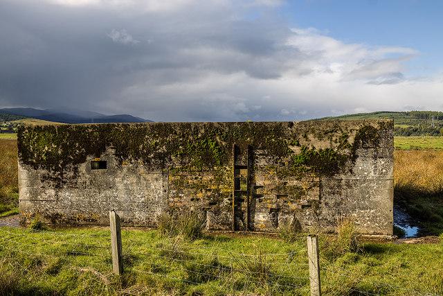 WWII defences of Bonar Bridge (14)