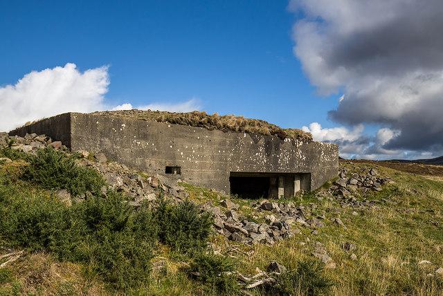 WWII defences of Bonar Bridge (17)