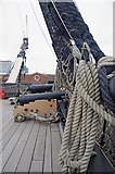 SU6200 : New Rope and Plastic Cannons by Glyn Baker