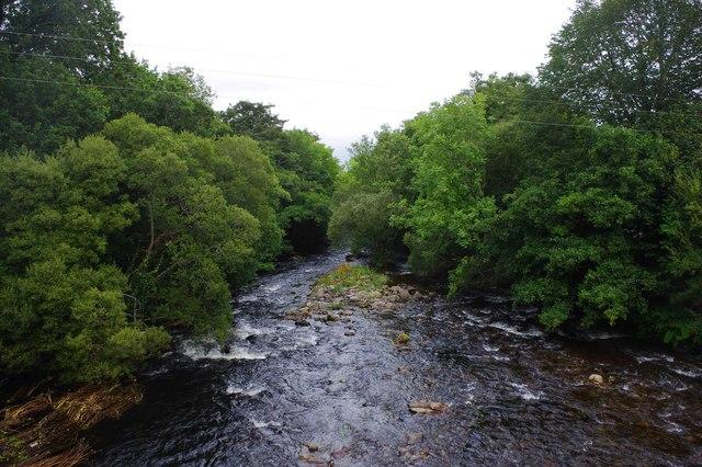 Behr River, near Glenbeigh, Co. Kerry
