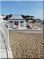 TR3241 : Kiosk, Promenade by John Baker