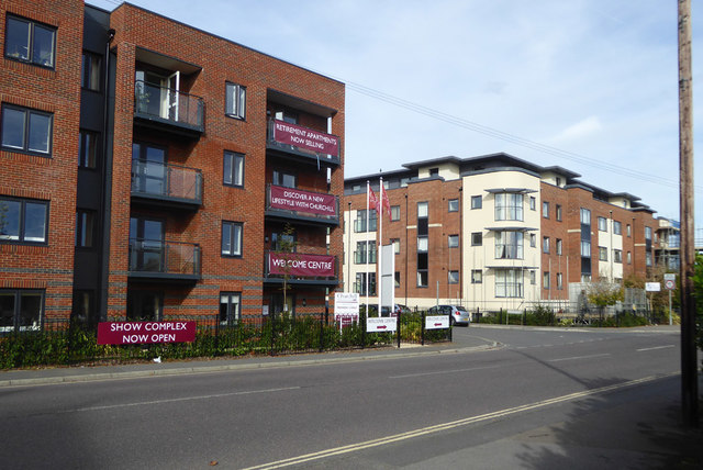 Flats, Garland Road, East Grinstead