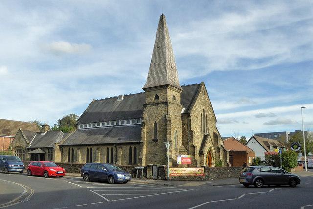 Moat Church, East Grinstead