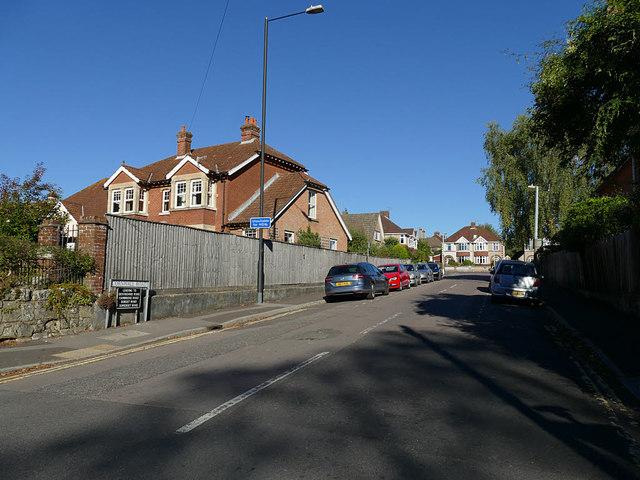 Cornwall Road, Salisbury