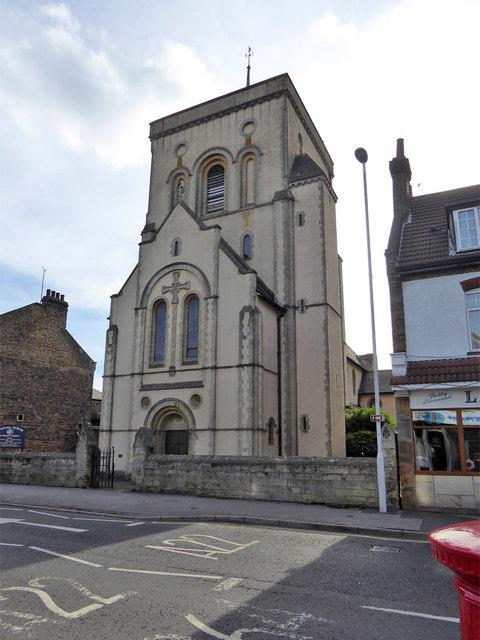 Roman Catholic church, East Grinstead