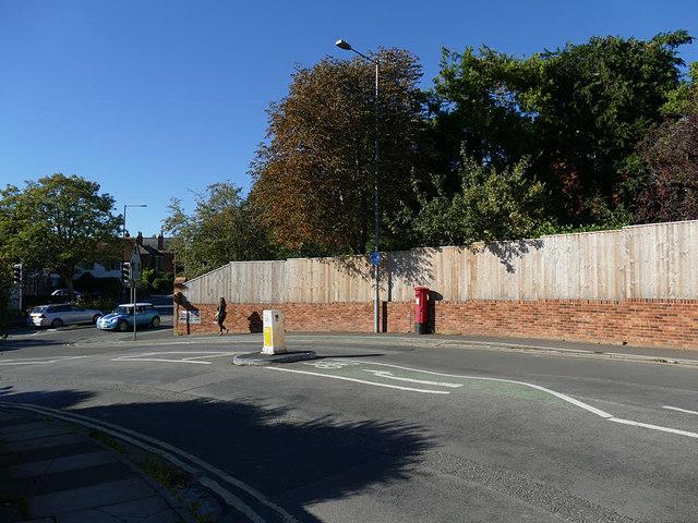 North end of Victoria  Road, Salisbury