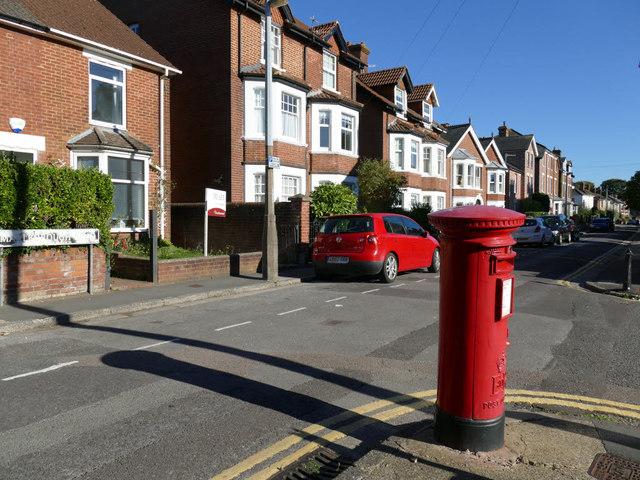 Postbox on Marlborough Road
