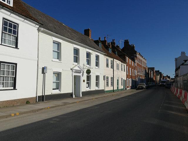 Endless Street, Salisbury