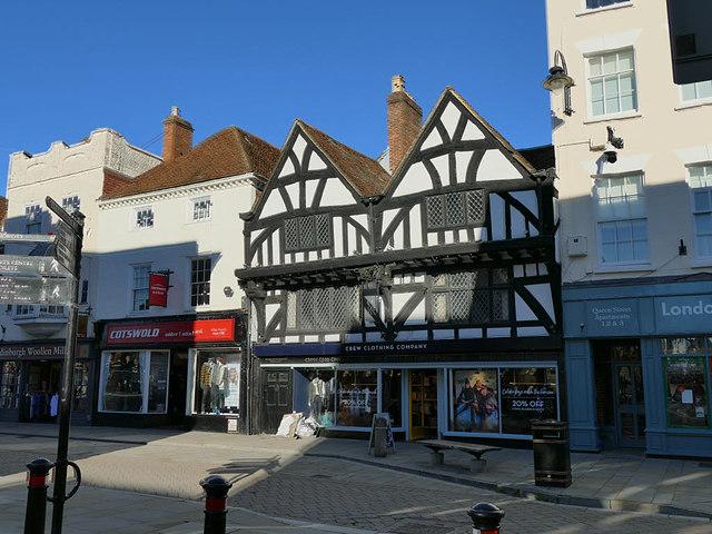 Crew Clothing Co, 8 Queen Street, Salisbury