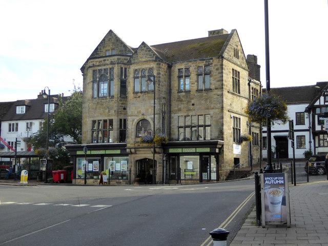 Constitutional Buildings, East Grinstead