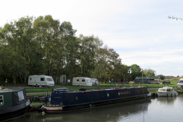 Moorings by Brickfield cottages