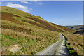 SN7453 : Former drove road to Abergwesyn, Ceredigion : Week 40