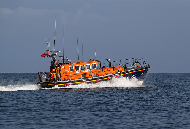 Berwick-upon-Tweed Lifeboat
