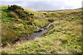 SD6790 : Footpath crossing Clatter Beck by Roger Templeman