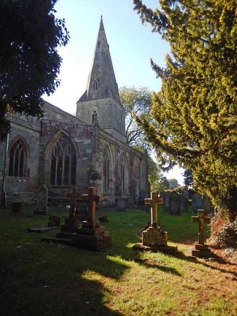 Misterton Church