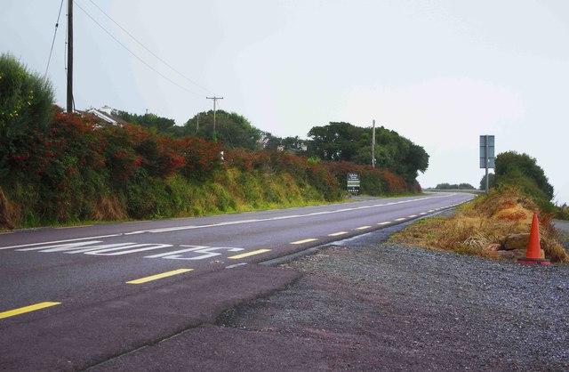 N70 road, Gleesk, Kells, near Cahirciveen, Co Kerry