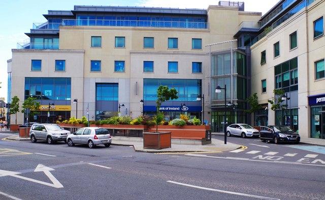 Bank of Ireland, Shamrock Plaza, Green Lane, Carlow Town