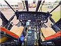 NJ0761 : Westland Sea King HAR Mk3 Flightdeck by valenta
