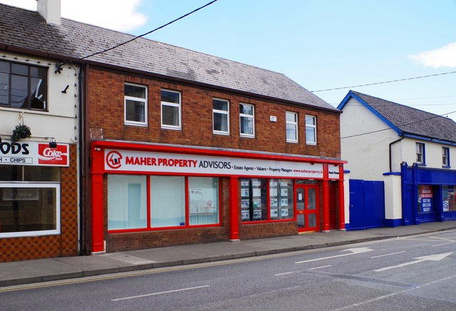 Maher Property Advisors, Asset House, Shamrock Square, Staplestown Road, Carlow Town