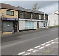 SS9795 : Edgar Cule & Evans office, Ystrad Road, Pentre by Jaggery
