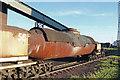 SE9109 : Appleby Frodingham Steelworks - torpedo car by Chris Allen