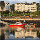 J5082 : The 'Ocean Crest' at Bangor by Rossographer