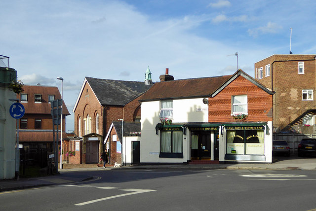 The Harbour Fish Bar, East Grinstead