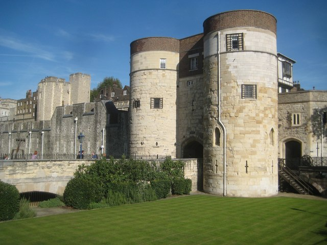 Tower of London: The Byward Tower
