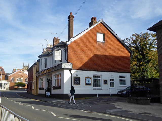 The Sussex Arms, East Grinstead