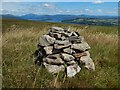 NS3680 : A new small cairn by Lairich Rig