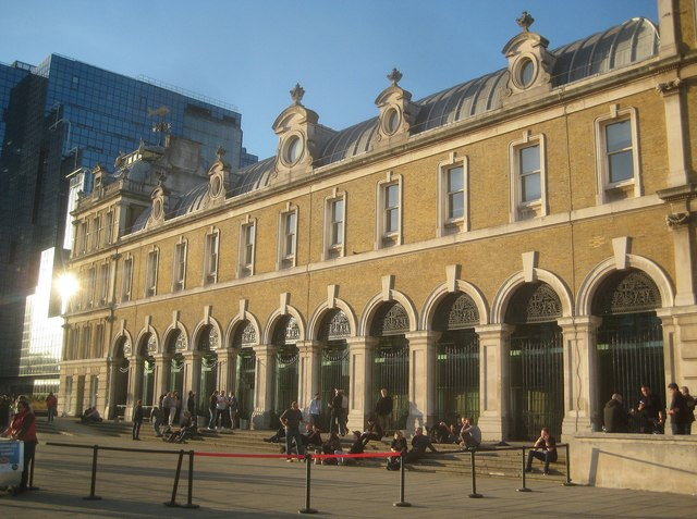 City of London: Billingsgate Market
