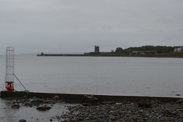 Carrigaholt Castle across Carrigaholt Bay