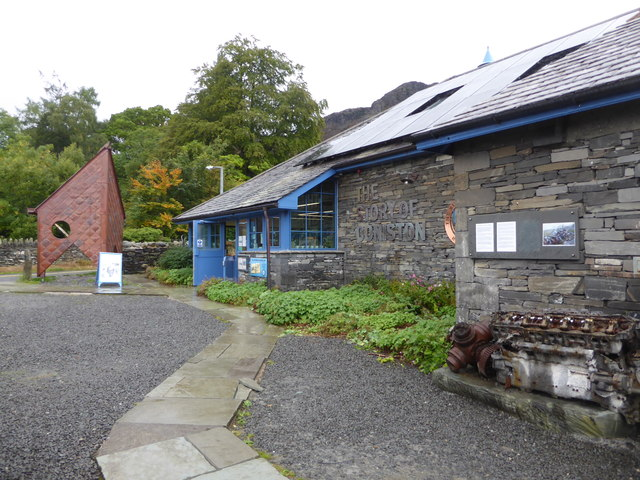The Ruskin Museum, Coniston