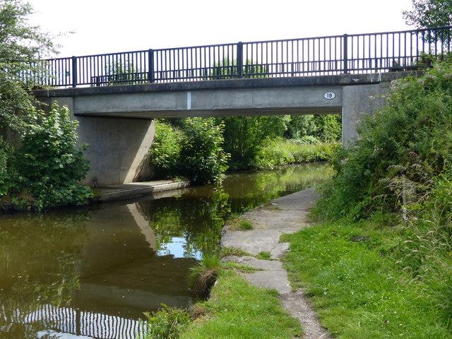 Jackson's Bridge No 19